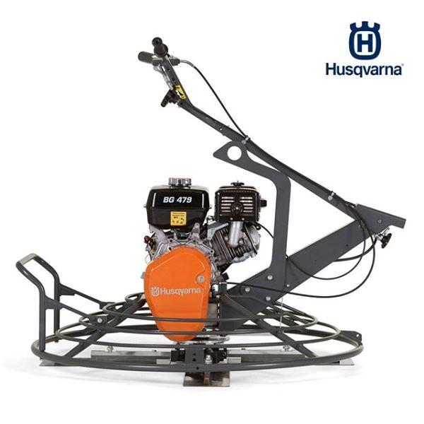 Затирочная машина Husqvarna BG 479