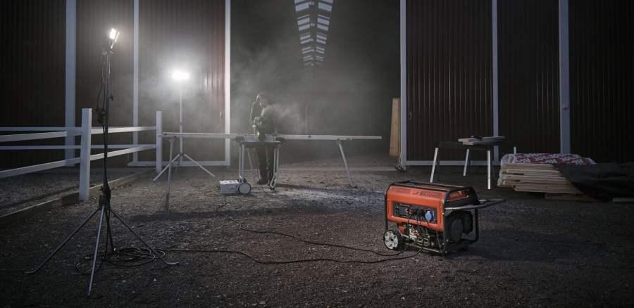 генератор Husqvarna G8500P купить у официального дилера