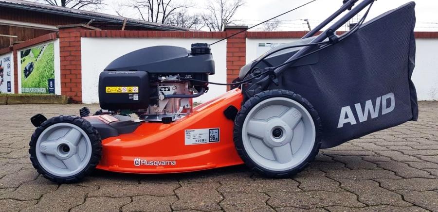 газонокосилка Husqvarna LC 353 AWD купить у официального дилера