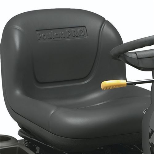 Высокая спинка сиденья