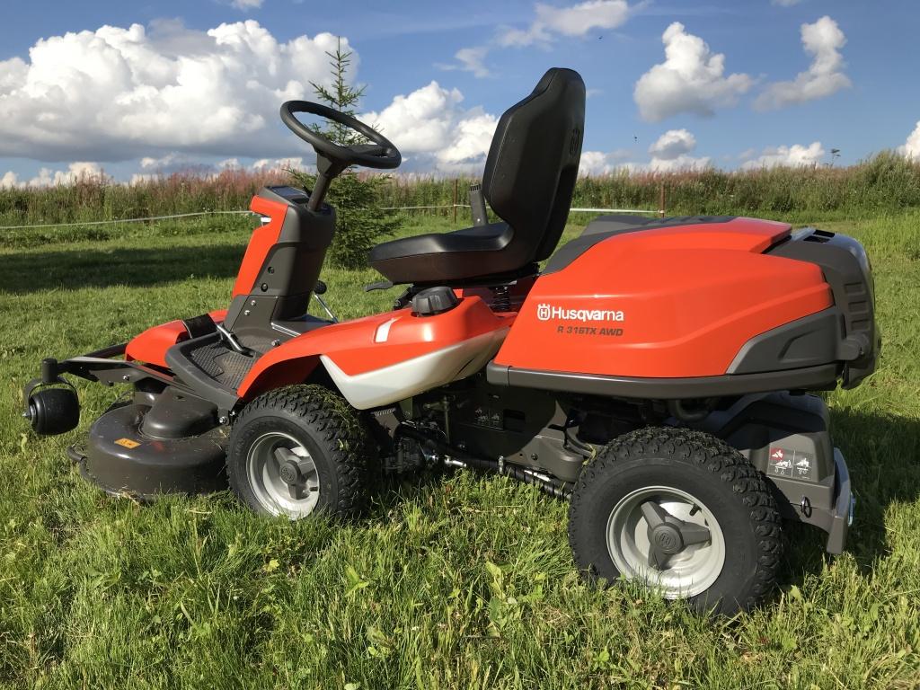 Husqvarna R316TX AWD