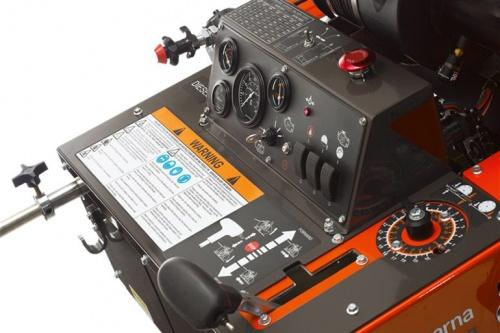 Нарезчик швов Husqvarna FS 8400 D - артикул 9658855-41, Швеция.