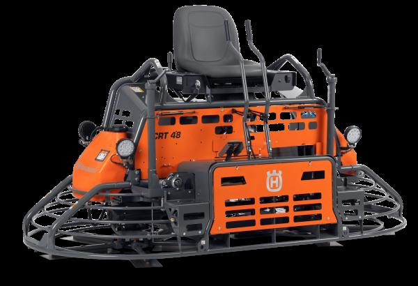 Затирочная машина Husqvarna CRT 48