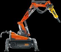 Робот для демонтажа Husqvarna DXR 140