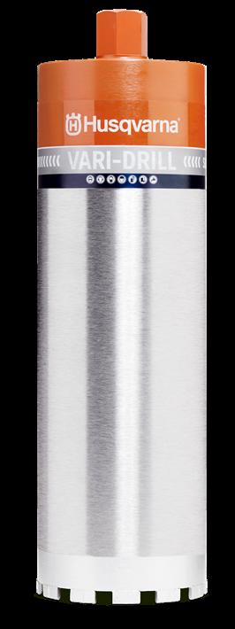 Алмазная коронка Husqvarna VARI-DRILL D20 182 мм