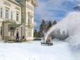 Снегоотбрасыватель двухстадийный Husqvarna (к P 525D)