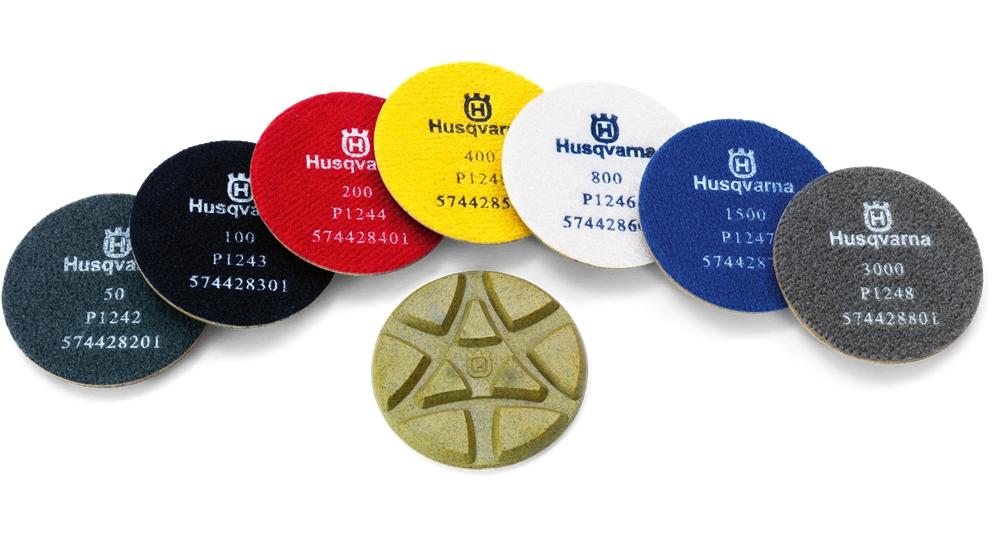 Шлифовальный диск Husqvarna P 1200 - купить у официального дилера Хускварна