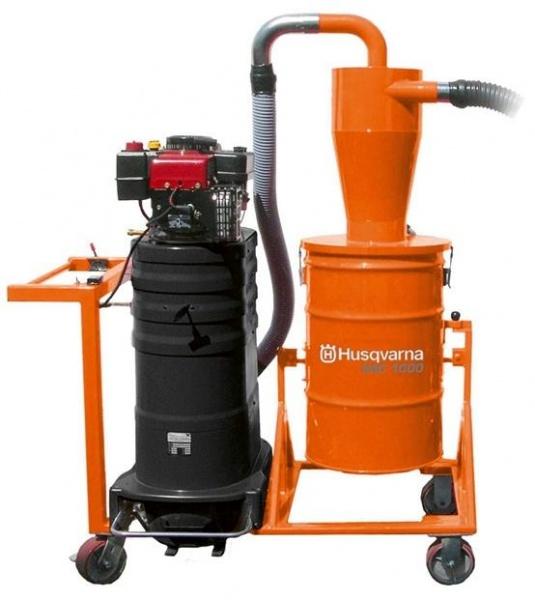 Система пылеудаления Husqvarna SOFF-CUT 1000 VAC