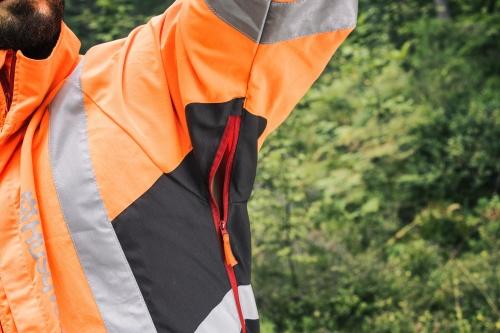 Куртка Husqvarna Technical с высокой заметностью р. 50 (M)