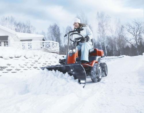 Снегоотвал Husqvarna (к 15T/R 316T)