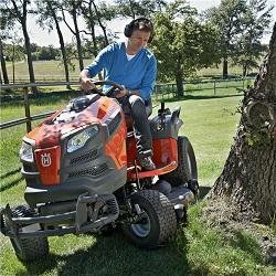 Новая линейка садовых тракторов Husqvarna!