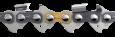 """Пильная цепь Husqvarna X-Cut SP33G Pixel 13"""""""