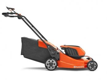 Аккумуляторная газонокосилка Husqvarna LC 347iV - купить у официального дилера Хускварна