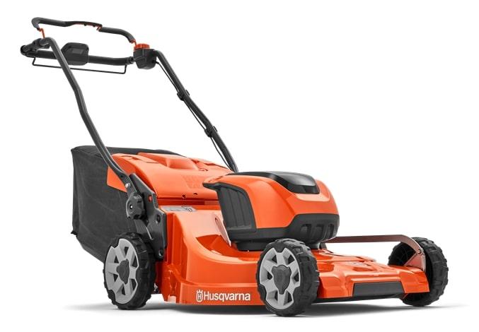 Аккумуляторная газонокосилка Husqvarna LC 353iV - купить у официального дилера Хускварна