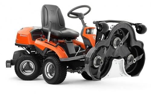 Режущая дека Combi 122 (к R 420TsX AWD)