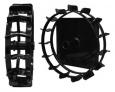 Металлические колеса Husqvarna 338