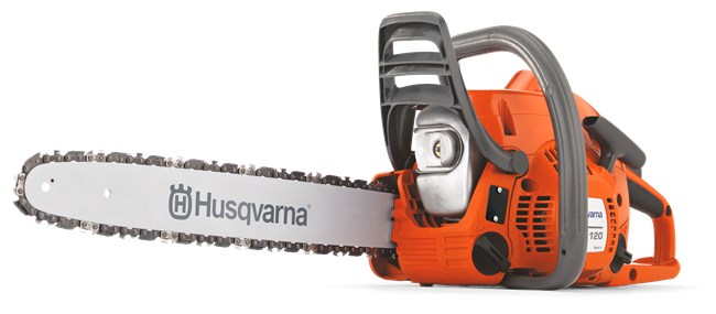Бензопила Husqvarna 120 Mark II-14 дюйм