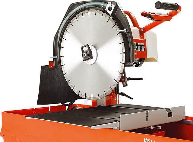 Подвижный стол Husqvarna для камнерезных станков - артикул 5400650-01, Швеция.