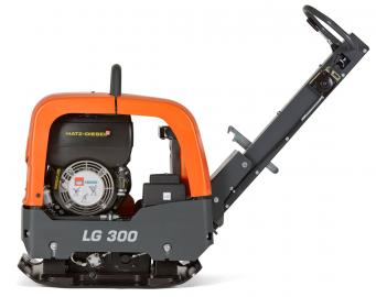 Виброплита Husqvarna LG 300 D