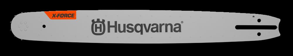 """Пильная шина Husqvarna X-Force SN 18"""" (широкая посадка)"""