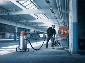Строительный пылесос Husqvarna W70 - купить у официального дилера Хускварна