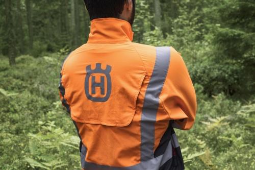 Куртка Husqvarna Technical с высокой заметностью р. 58 (XL)
