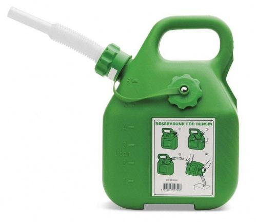 Канистра для топлива Husqvarna зеленая