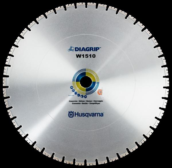 Алмазный диск Husqvarna W1510 1500 мм (4,5 мм)