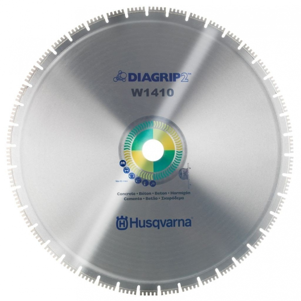 Алмазный диск Husqvarna W 1405 600 мм