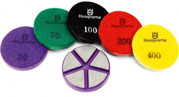 Шлифовальный диск Husqvarna CP 1240