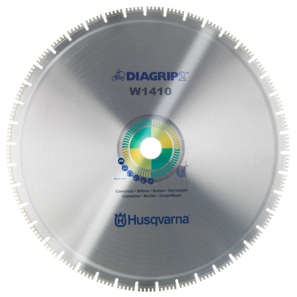 Алмазный диск Husqvarna W 1410 600 мм
