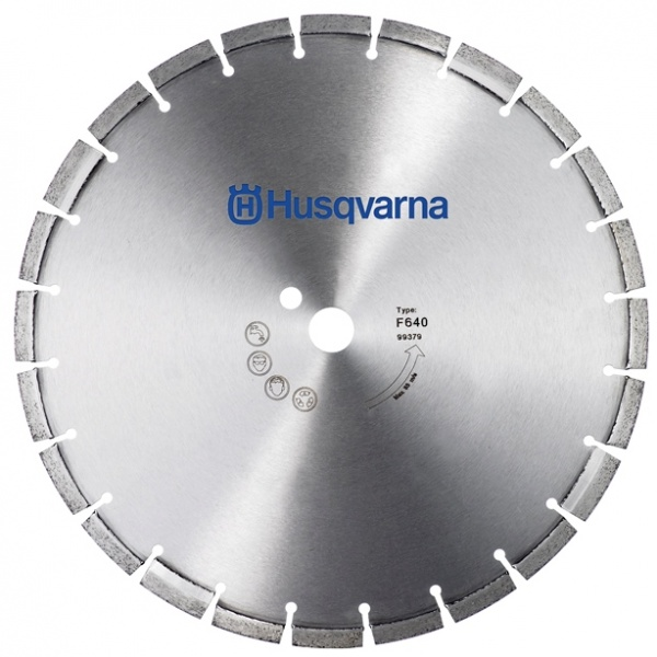 Алмазный диск Husqvarna F 640 300 мм