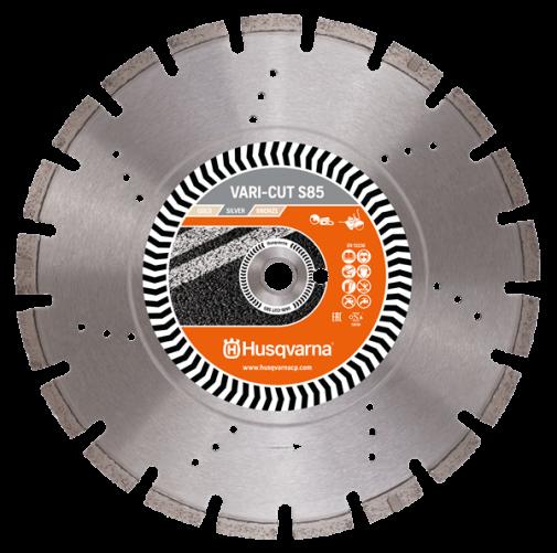 Алмазный диск Husqvarna VARI-CUT S85 500 мм