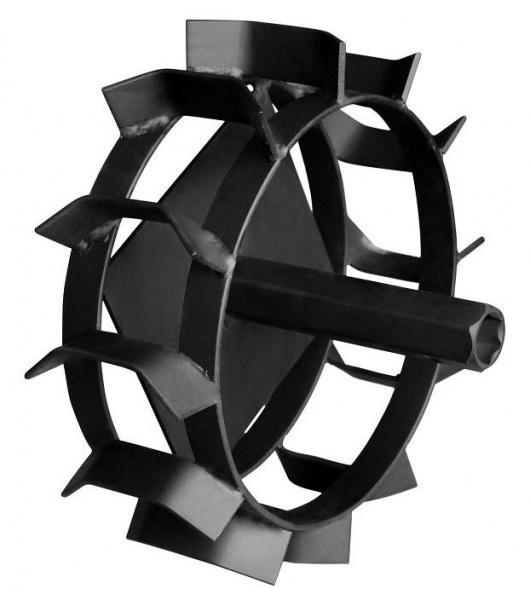 Комплект металлических колес Husqvarna 545