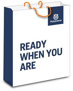 Комплект бумажных пакетов Husqvarna (100 шт.)