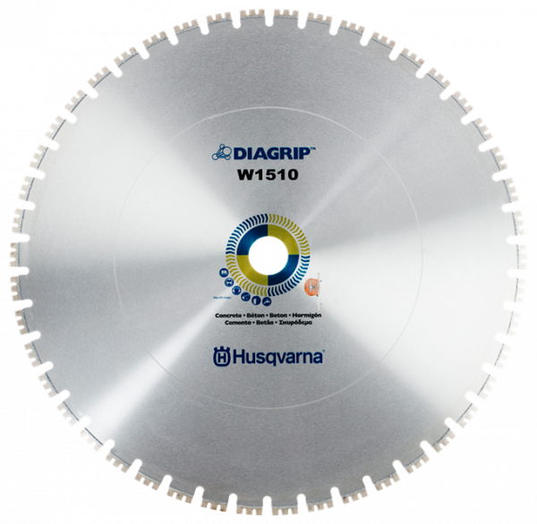 Алмазный диск Husqvarna W1510 1200 мм (4,7/12 мм)