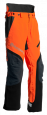 Брюки с защитой от порезов бензопилой Husqvarna Technical 20 A р. 46-48 (S)