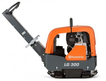Виброплита Husqvarna LG 300 DE