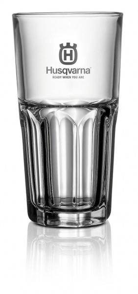 Набор стеклянных стаканов Husqvarna (310 мл)