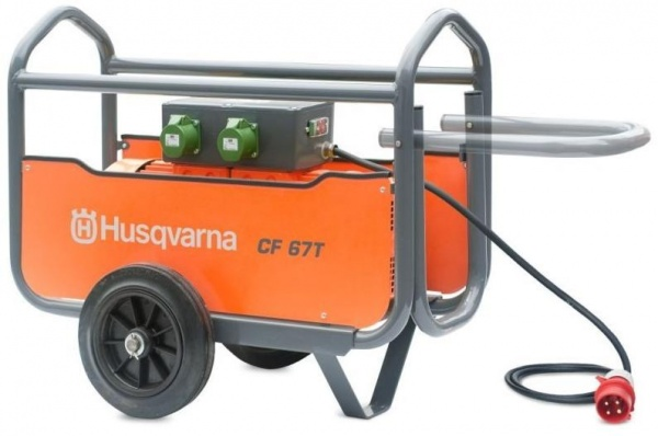 Высокочастотный преобразователь Husqvarna CF 67T