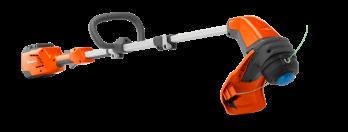 Аккумуляторный триммер Husqvarna 115iL (комплект)