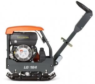 Виброплита Husqvarna LG 164 D (450х655)
