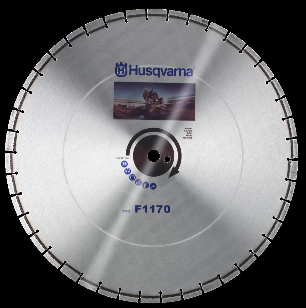 Алмазный диск Husqvarna F 1170 650 мм