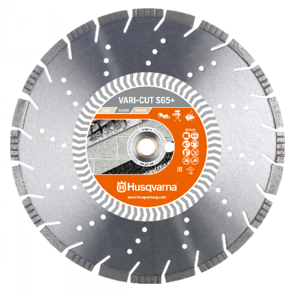 Алмазный диск Husqvarna VARI-CUT S65 300 мм