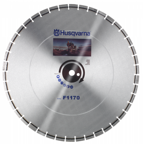 Алмазный диск Husqvarna F 1170 900 мм