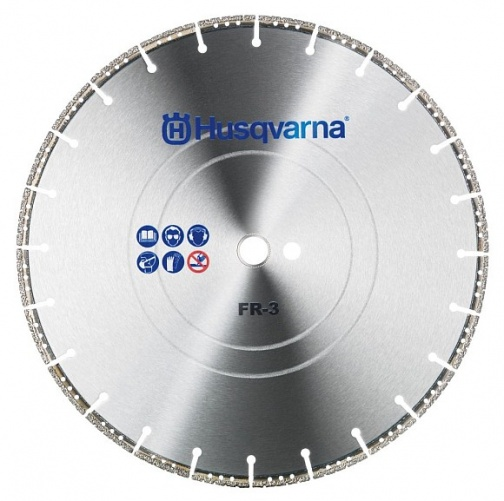 Диск Husqvarna Rescue FR-3 350 мм