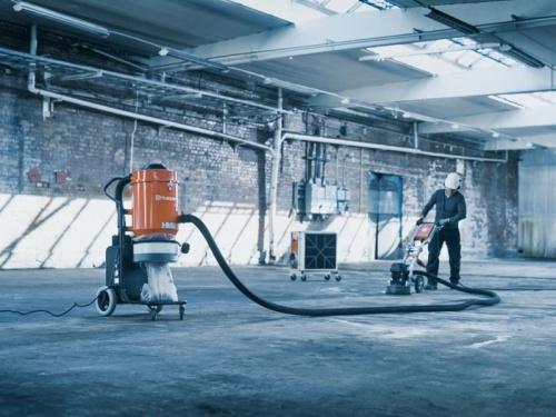 Строительный пылесос Husqvarna S26 - купить у официального дилера Хускварна