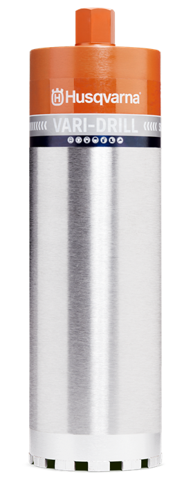 Алмазная коронка Husqvarna VARI-DRILL D20 200 мм