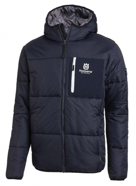 Куртка зимняя мужская Husqvarna (M)
