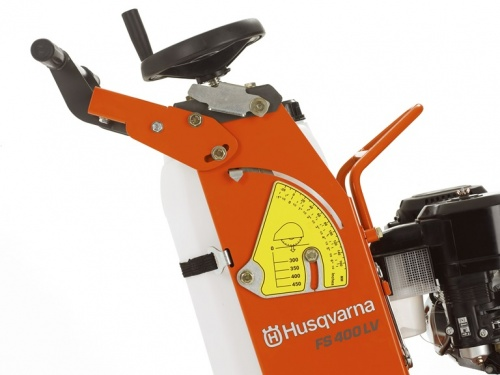 Нарезчик швов Husqvarna FS 400 LV - артикул 9677965-01, Швеция.